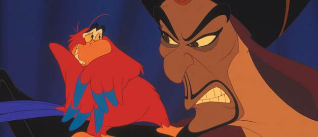 Bösewicht Zeichentrick