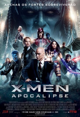 X-men-apocalipse_poster