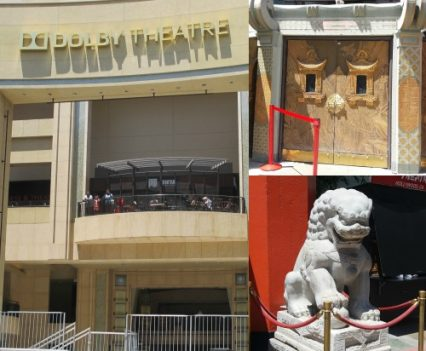 Visita ao Dolby Theatre e ao Chinese Theater